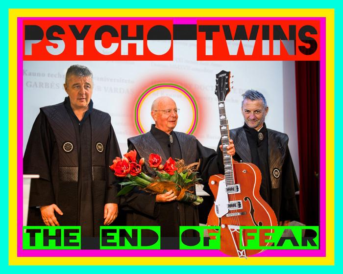 Psycho Twins Stefan Zoellner Nobs Nietzsche Steve Delay The Great Reset