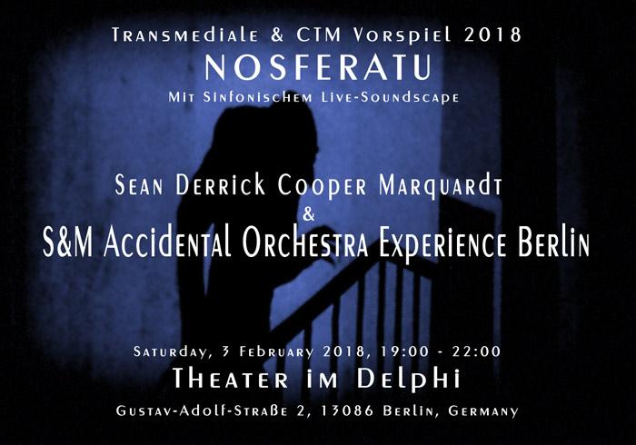 Nosferatu Theater im Delpi Berlin