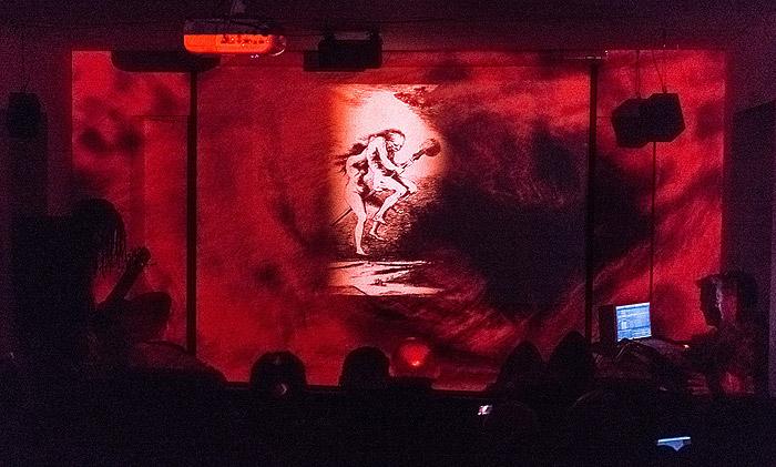 Stefan Zoellner fatagaga Haexan screening liveset Sean Derrick Cooper Marquart