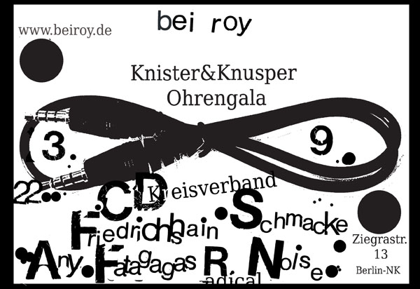 fatagaga s radical noise live berlin bei roy