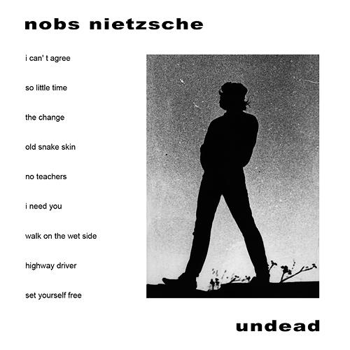 Satori Hype Records releases Nobs Nietzsche Undead or alive